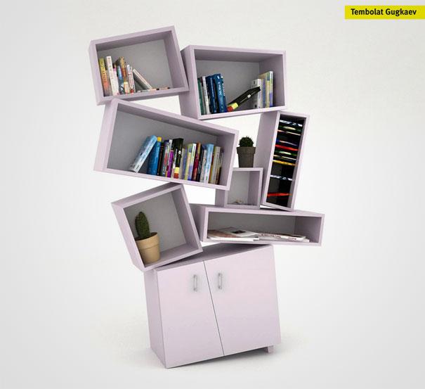 Δημιουργικά σχέδια βιβλιοθήκης33
