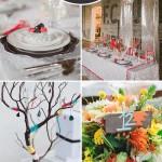 Μοναδικές ιδέες με λινά για το γαμήλιο τραπέζι