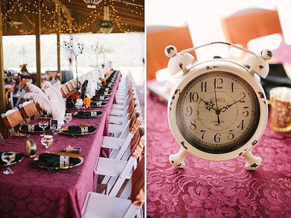 Μοναδικές ιδέες με λινά για το γαμήλιο τραπέζι4