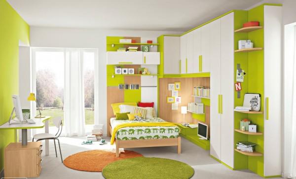Μοντέρνες Ιδέες Σχεδιασμού Παιδικού δωματίου11
