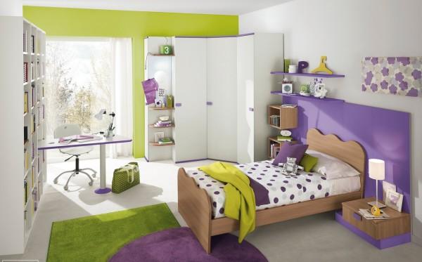 Μοντέρνες Ιδέες Σχεδιασμού Παιδικού δωματίου2