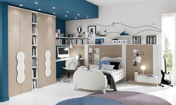 Μοντέρνες Ιδέες Σχεδιασμού Παιδικού δωματίου5