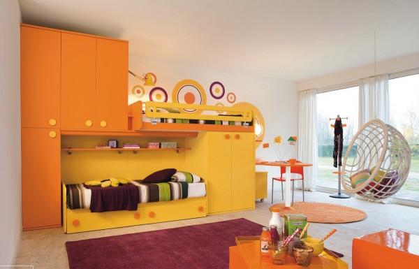 Μοντέρνες Ιδέες Σχεδιασμού Παιδικού δωματίου7