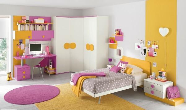 Μοντέρνες Ιδέες Σχεδιασμού Παιδικού δωματίου9