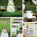 Rustic Ιδέες Γάμου Με Θέμα το Ξύλο13