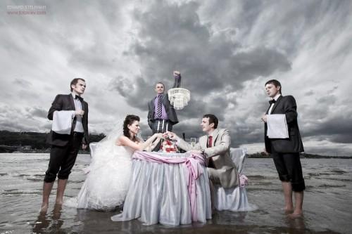 Δημιουργικές και μοναδικές Φωτογραφίες Γάμου