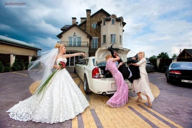 Δημιουργικές και μοναδικές Φωτογραφίες Γάμου1