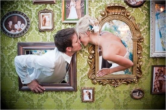 Δημιουργικές και μοναδικές Φωτογραφίες Γάμου13