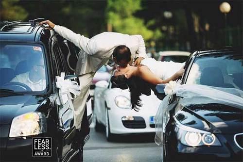 Δημιουργικές και μοναδικές Φωτογραφίες Γάμου15