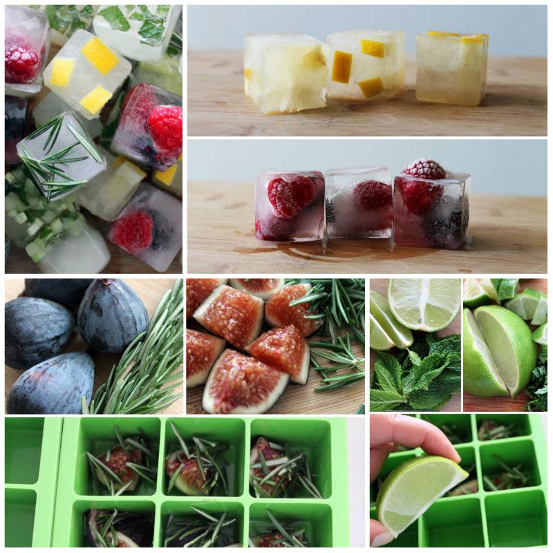Πώς να φυλάσσεται Φρέσκα βότανα, φρούτα και λαχανικά1