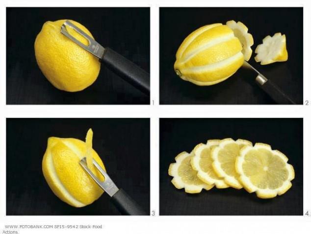 ιδέες διακόσμησης τραπεζιού με Φρούτα και Λαχανικά