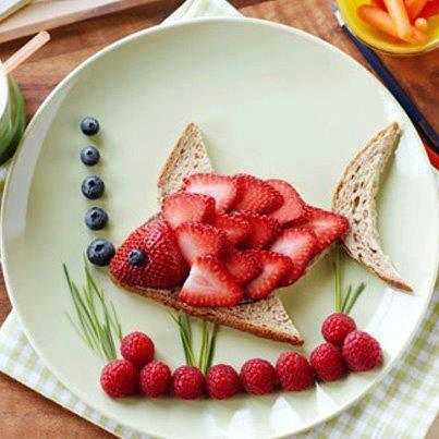ιδέες διακόσμησης τραπεζιού με Φρούτα και Λαχανικά5