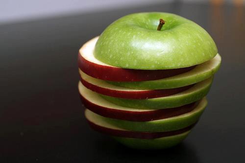 ιδέες διακόσμησης τραπεζιού με Φρούτα και Λαχανικά7