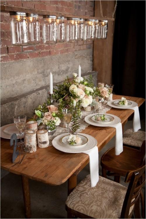 ρουστίκ γάμοι ιδέες11