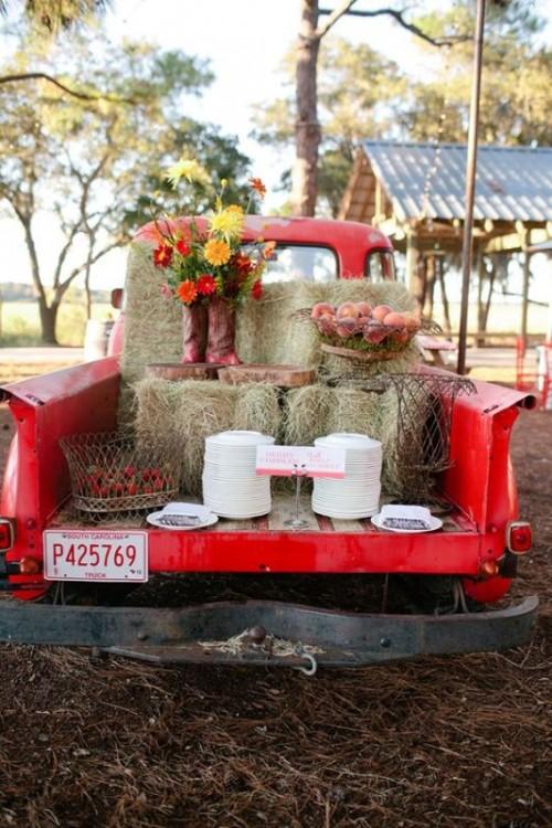 ρουστίκ γάμοι ιδέες21