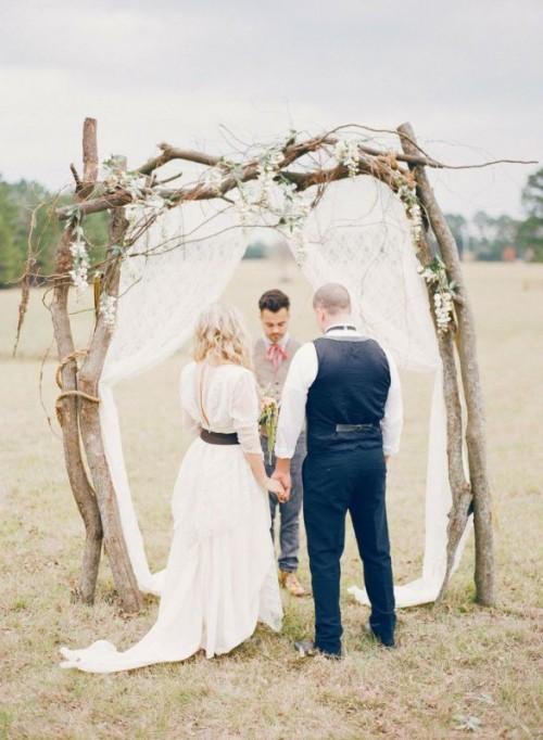 ρουστίκ γάμοι ιδέες5