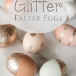 Glitter Πασχαλινά αυγά