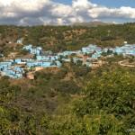 Juzcar, Το Ισπανικό Χωριό που έγινε γαλάζιο