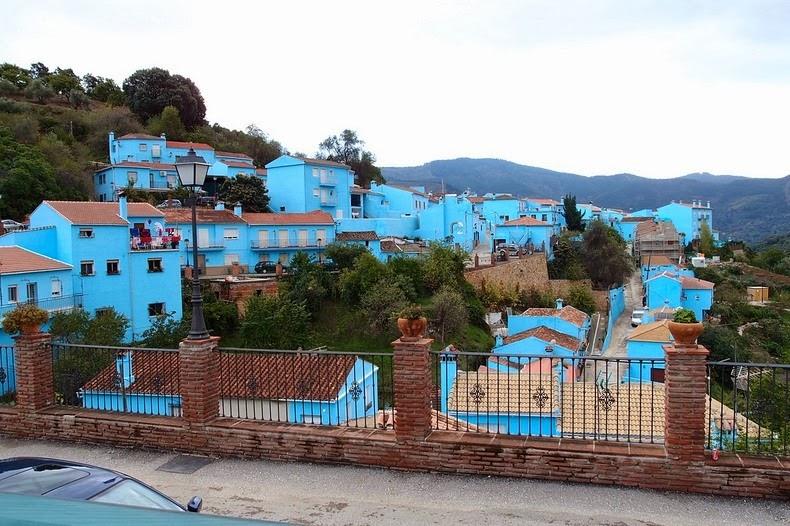 Juzcar, Το Ισπανικό Χωριό που έγινε γαλάζιο2