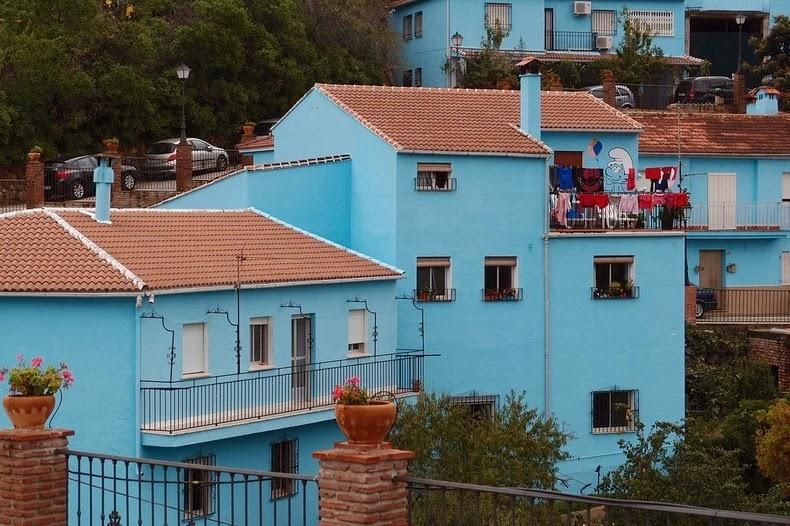 Juzcar, Το Ισπανικό Χωριό που έγινε γαλάζιο5