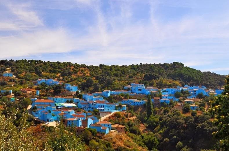 Juzcar, Το Ισπανικό Χωριό που έγινε γαλάζιο6