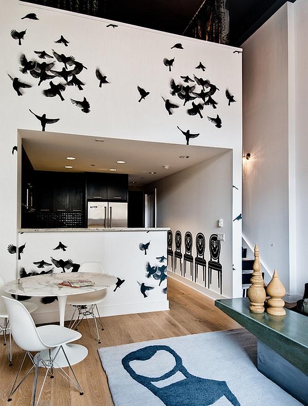 Διακόσμηση σπιτιού εμπνευσμένη από Πουλιά6