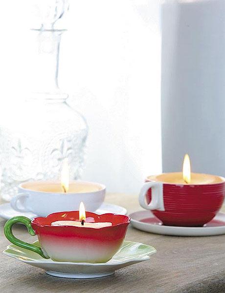ιδέες διακόσμησης για τραπέζι με κεριά12