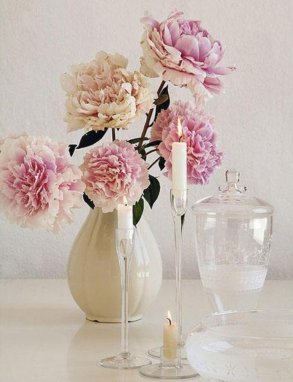 ιδέες διακόσμησης για τραπέζι με κεριά15