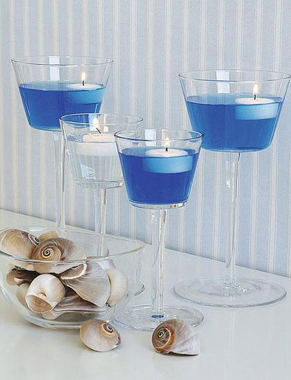 ιδέες διακόσμησης για τραπέζι με κεριά17