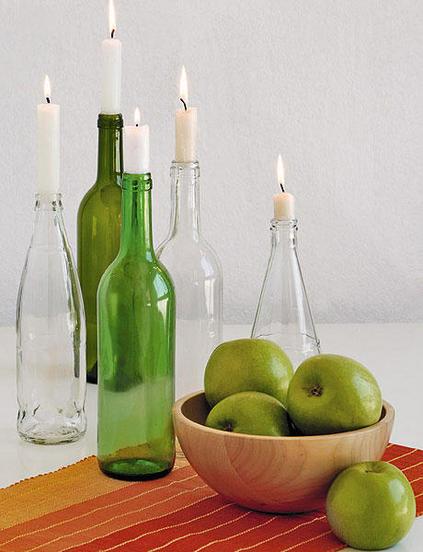 ιδέες διακόσμησης για τραπέζι με κεριά2