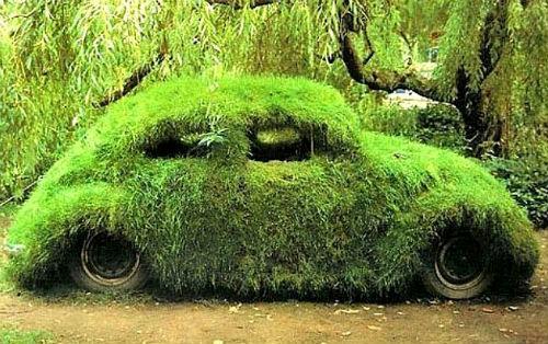 παρτέρια από ανακύκλωση  παλιών αυτοκινήτων και ελαστικών12