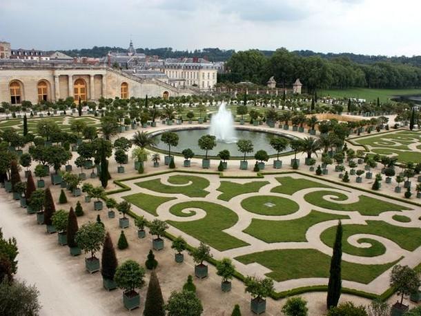 Château-de-Versailles-Garden
