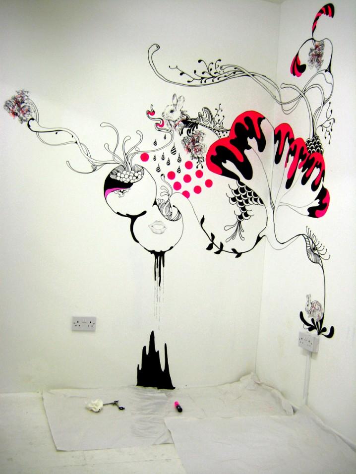DIY Ιδέες Διακόσμησης τοίχου4