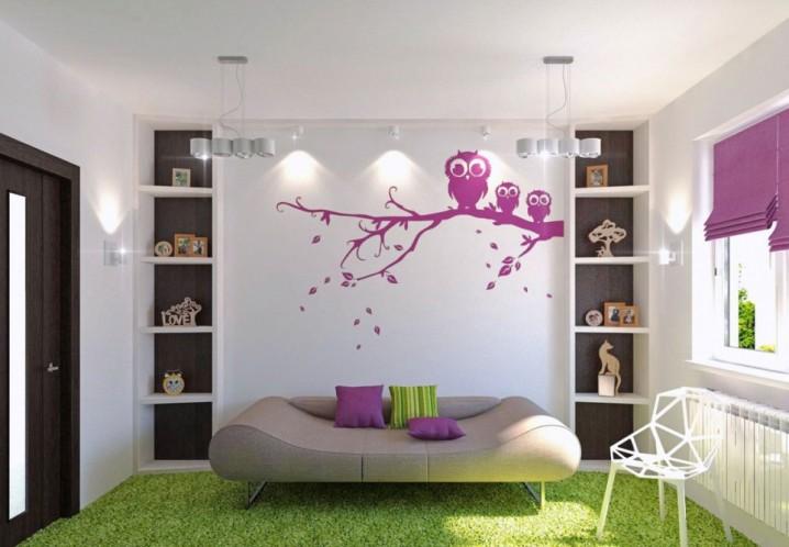 DIY Ιδέες Διακόσμησης τοίχου5
