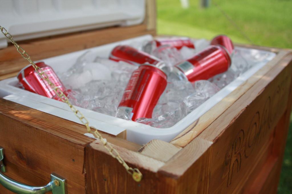 DIY τρόποι για να κρατήσετε τα ποτά σας παγωμένα5