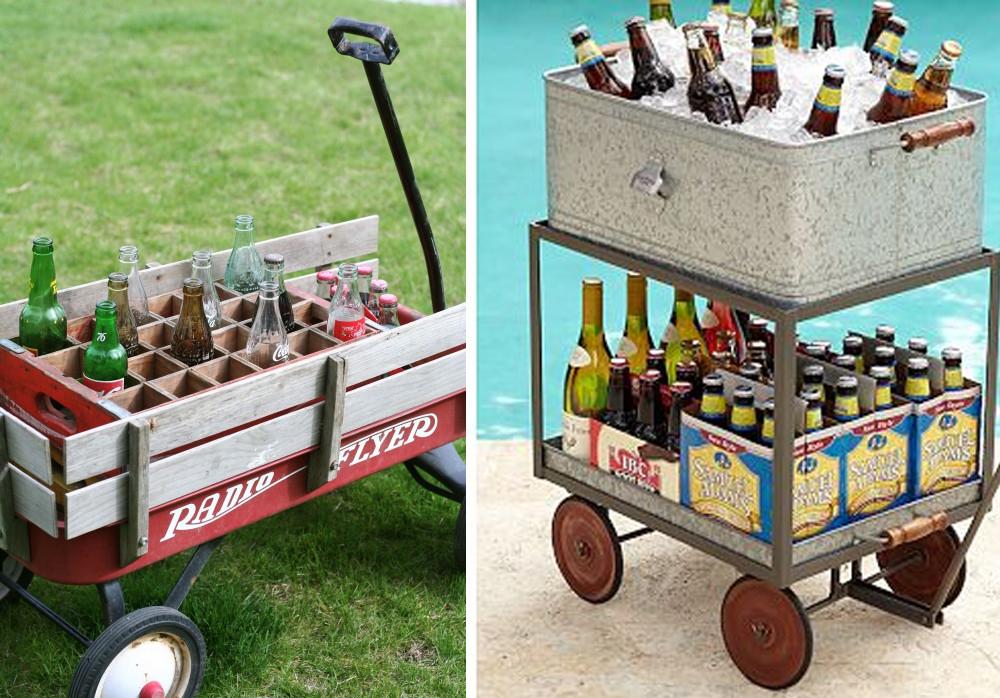 DIY τρόποι για να κρατήσετε τα ποτά σας παγωμένα6