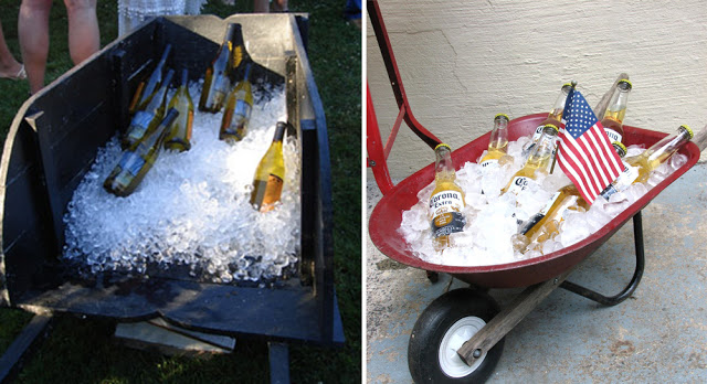 DIY τρόποι για να κρατήσετε τα ποτά σας παγωμένα9
