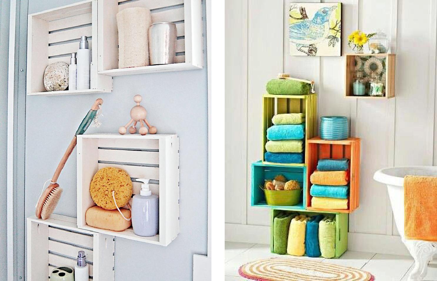22 - Decorar cajas de madera con servilletas ...