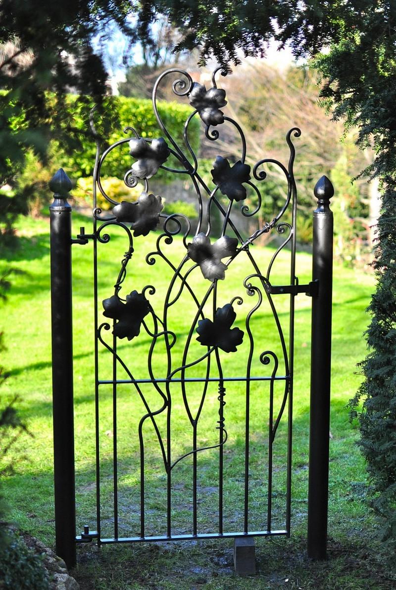 Μοναδικές ιδέες με πόρτες κήπου10