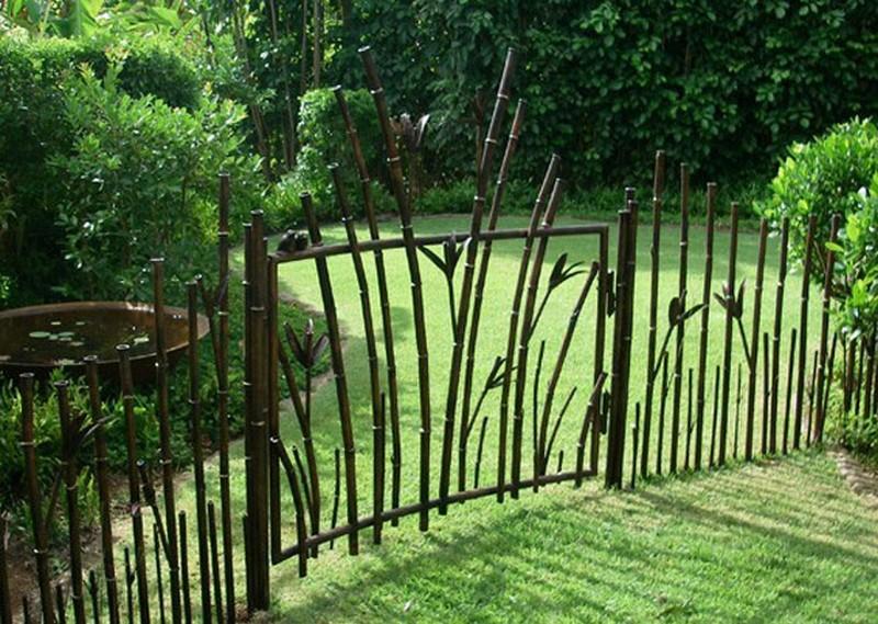 Μοναδικές ιδέες με πόρτες κήπου18