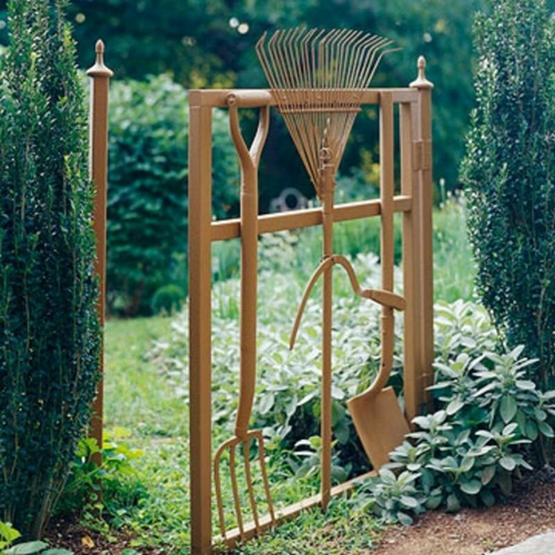 Μοναδικές ιδέες με πόρτες κήπου21