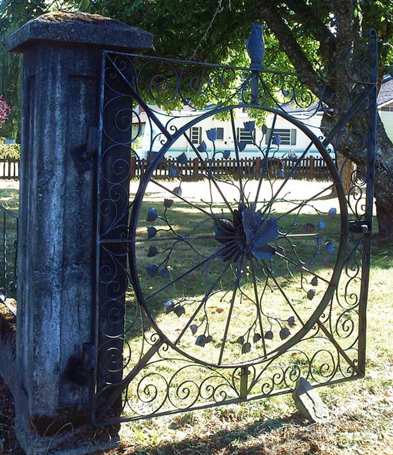 Μοναδικές ιδέες με πόρτες κήπου25
