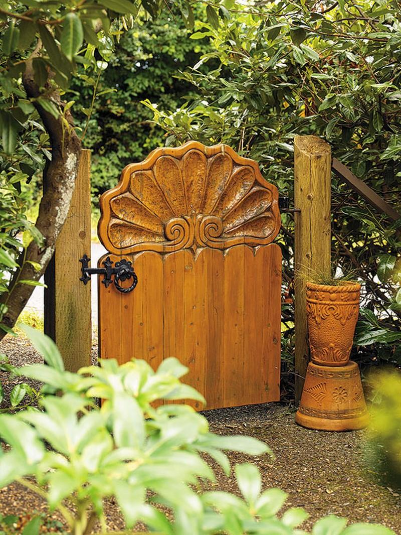 Μοναδικές ιδέες με πόρτες κήπου26