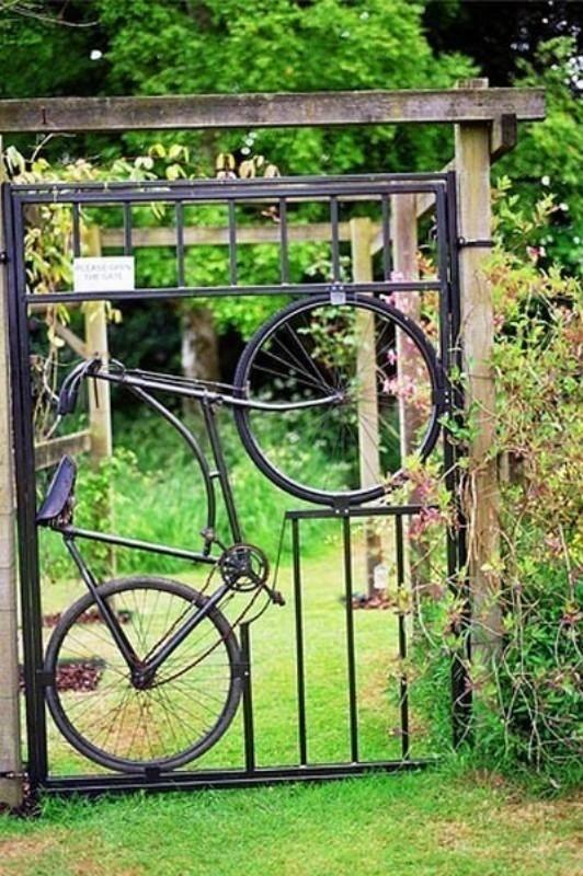 Μοναδικές ιδέες με πόρτες κήπου4