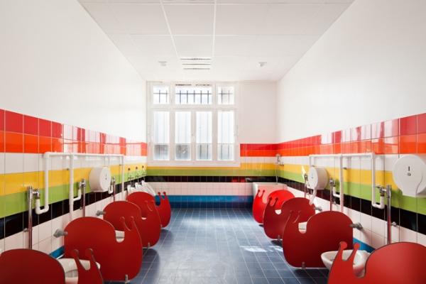 όμορφο και πολύχρωμο σχολείο4