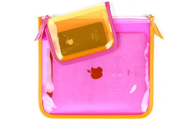 12. Clearly Cool iPad Bag
