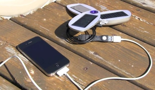 13. Solar Charger
