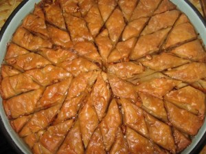 4. Baklava – Turkey