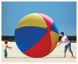 4. Insane Beach Ball