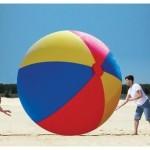 4. This Insane Beach Ball